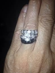 how to wear wedding ring set lesson learn living in fear isn t living right wear your rings