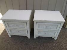 white antique nightstands ebay