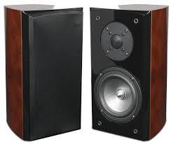 Speaker Designs Rbh R5bi Stand Mounted Speakers Always Look At The Bright Side Of