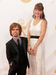 tyrion lannister halloween costume peter dinklage and erica schmidt pictures popsugar celebrity photo 1