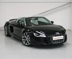 audi r8 spyder black christian s audi r8 has a similar car in white given to
