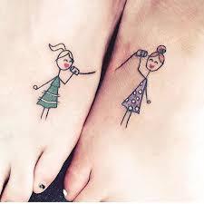 53 insanely creative matching tattoo ideas matching tattoos