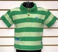 Steve Halloween Costume Blues Clues Steve Green Stripe Short Sleeve Shirt Size 3t 3