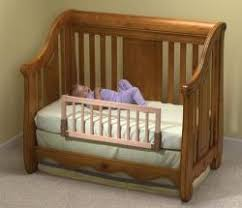 kidco natural wood convertible crib rail free shipping today