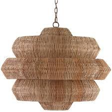 chandelier outstanding rattan chandelier rattan lamp shade