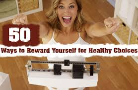 50 non food rewards for fitness and weight loss sparkpeople