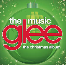 christmas photo album glee cast glee the the christmas album