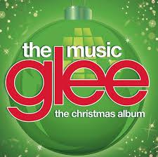 christmas cd glee cast glee the the christmas album