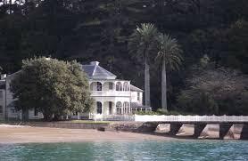 mansion house kawau island historic reserve