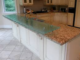 glass top kitchen island raised glass bar tops raised glass counter top was added to
