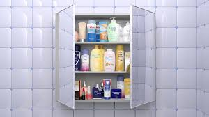 Glass Bathroom Shelving Unit by Bathroom Mirrors U0026 Mirror Cabinets Perth Ross U0027s Discount Home Centre