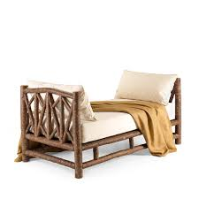 rustic trundle bed la lune collection