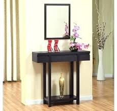 entrance table and mirror foyer table and mirror sets foyer design design ideas table and