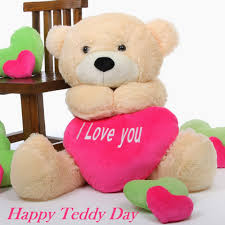 happy teddy bear day to all in advance celebrate 4th day of