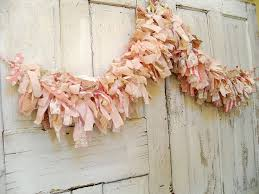 Fabric Shabby Chic by 439 Best Fabric Garland Images On Pinterest Fabric Garland
