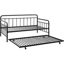 metal trundle beds ebay
