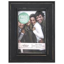 amazon com fetco home décor longwood picture frame in rustic