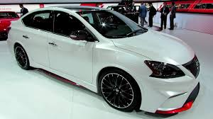 nissan sentra nismo for sale 2015 nissan sentra nismo concept exterior and interior