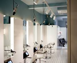 luxury salon idea come with black yellow white and cool pictures