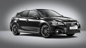 lexus ct200h used uk 2012 lexus ct 200h f sport announced for u k
