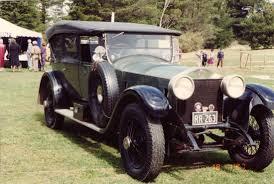 roll royce australia 1921 rolls royce silver ghost vintage motor club sydney nsw