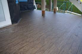 vinyl deck waterproofing in chilliwack bc canada