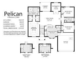 apartments 4 bedroom 2 bath floor plans simple bedroom house