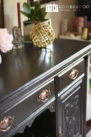 dining room buffet sideboard makeover with smart strip 100
