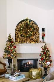 small christmas tree small decorative christmas trees for mantle christmas2017