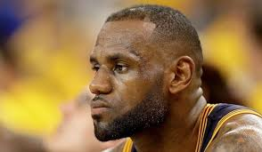 Lebron James Crying Meme - the internet brutalized lebron with crying memes following the