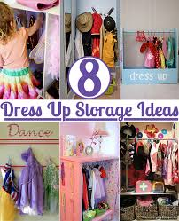 8 dress up storage solutions childhood101