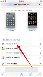 iphone themes that change everything change the icons of the apps on the iphone technology news world