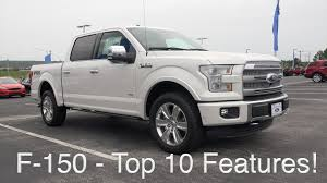 all ford f150 all ford f150 top 10 features