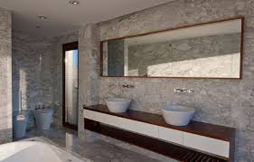Black White And Gray Bathroom Ideas - grey bathroom ideas pictures bold grained countertops round