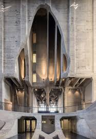 Grain Silo Homes by Heatherwick Reveals Interior Of Zeitz Mocaa New African Art Museum