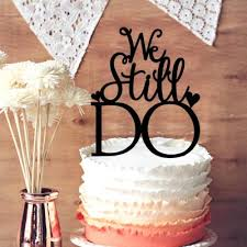we do cake topper script wedding cake topper we still do cake topper rustic cake