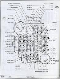 fuse box diagram mj tech comanche club forums