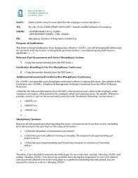 9 disciplinary warning letters free samples examples download