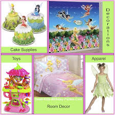 tinkerbell party supplies party ideas