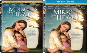 Miracle In Heaven Miracles From Heaven Releases On Dvd And Digital Graf