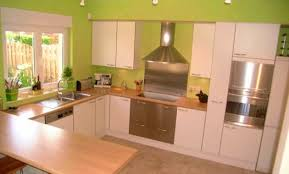 cuisine verte et marron déco cuisine verte et blanche 06 grenoble peinture cuisine