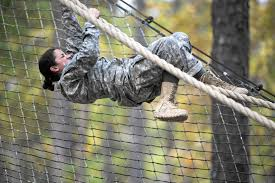 Unit Secretary Course Women To Participate For First Time In Army Ranger Course La Times