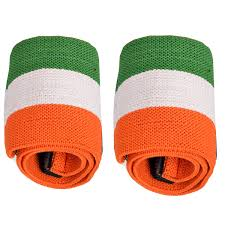 Images Of The Irish Flag Wrist Supports Irish Flag Themed D8 Fitness Store D8 Fitness