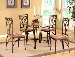 Art Van Dining Room Sets Bedroom Personable Dining Room Tables Glass Tops Home Design