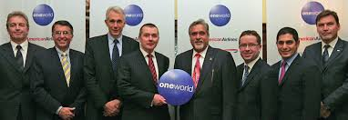 Oneworld Route Map by Kingfisher Airlines Set To Join Oneworld Alliance