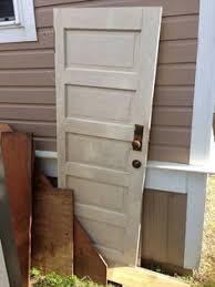 Diy Door Headboard Old Door Turned Into A Headboard Atg Originals Pinterest