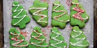 christmas tree cookies recipe saveur