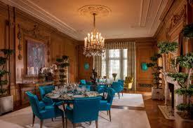 grestone mansion showcase formal dining room