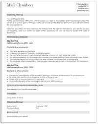 Good Resume Samples Pdf by Good Resume Samples Pdf Professional Resumes Sample Online