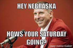 Nebraska Football Memes - nebraska cornhusker memes home facebook